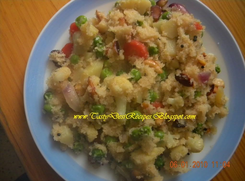 Tasty desi recipes healthy and delicious indian recipes blog tasty desi recipes healthy and delicious indian recipes blog upma south indian forumfinder Choice Image