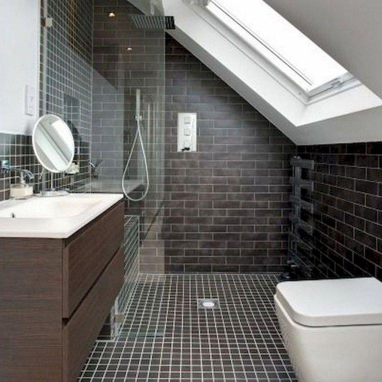 30 Modern Attic Bathroom Design Ideas Amazing Bathrooms Attic Bathroom Loft Bathroom