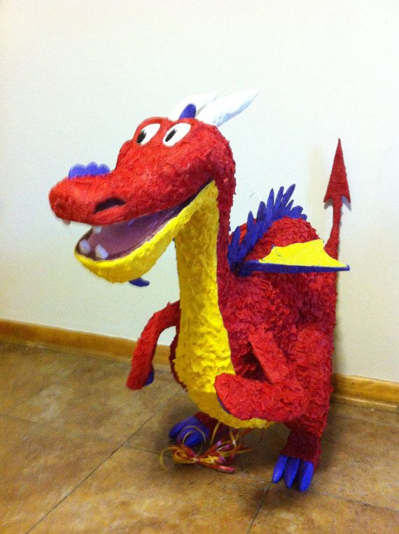 Hey, I found this really awesome Etsy listing at https://www.etsy.com/listing/193998358/custom-made-dragon-pinata