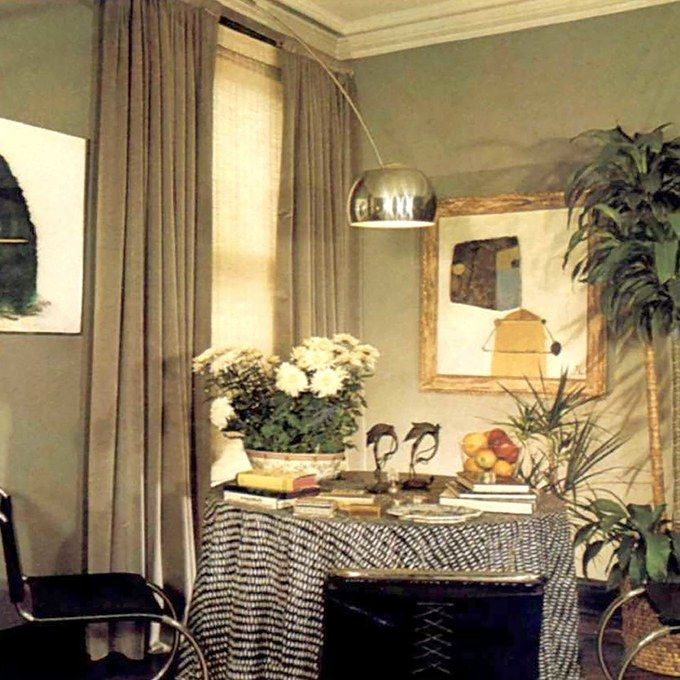 Manhattan New York Studio Apartments: Barbara Walters's Former New York Apartment Is An Eclectic