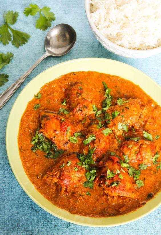 North Indian Chicken Curry | Rezept | Kochen / Backen / Rezepte ...