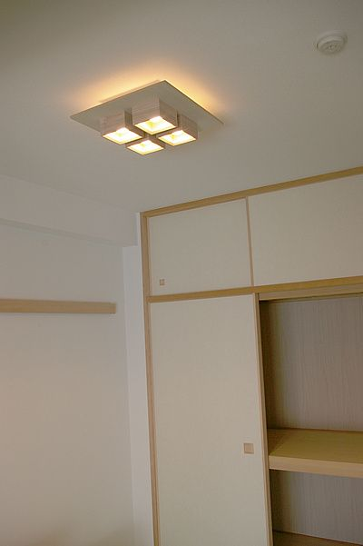 和室 てるくにでんき 照明器具の実例集 Lb58450 091225 3 和室