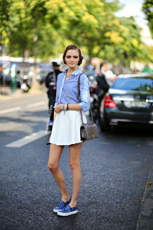 runwayandbeauty:  Vlada Roslyakova - Haute Couture Fashion Week...