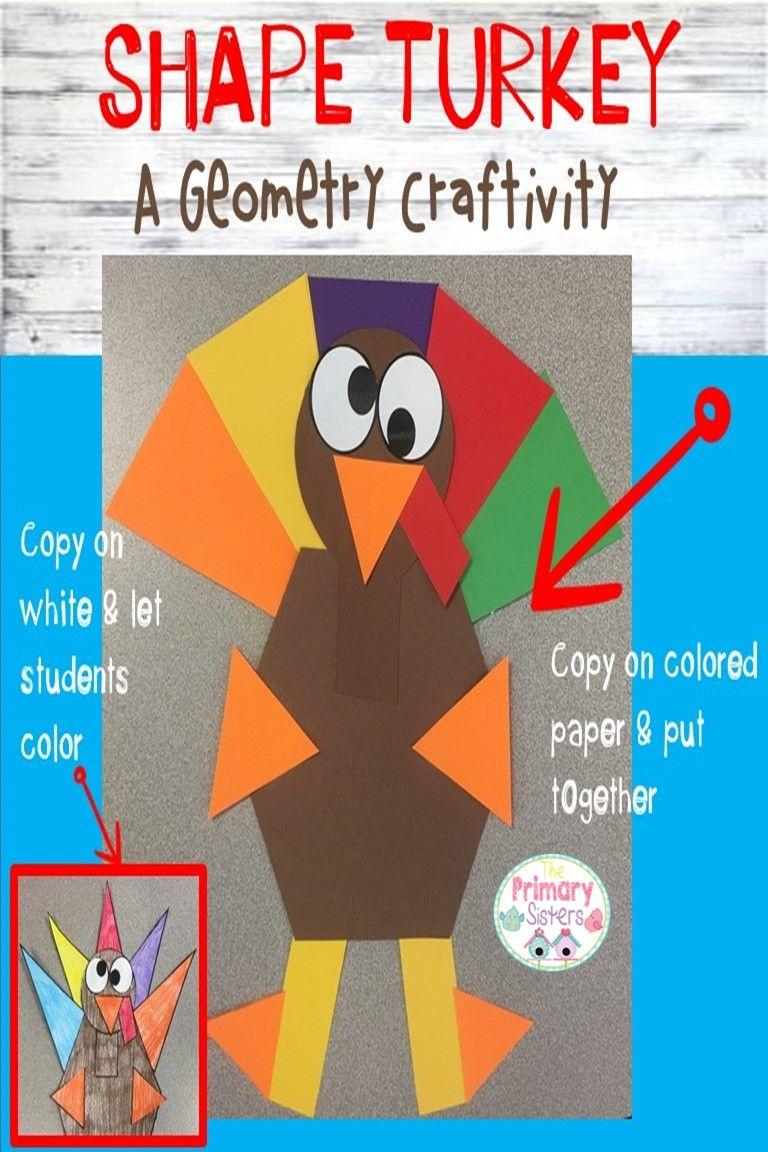 Turkey Activity/Craftivity