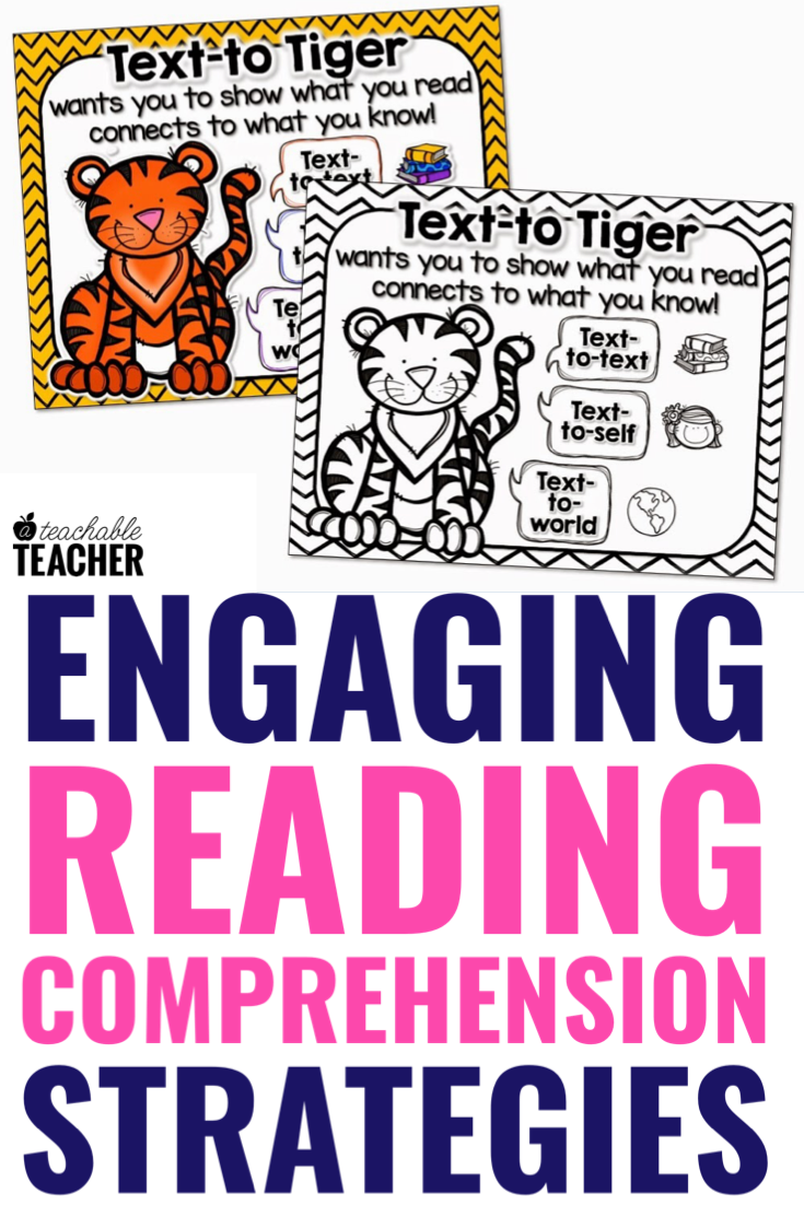 Engaging And Fun Animal Style Reading Comprehension Strategies Reading Comprehension Reading Comprehension Strategies Teaching Reading Fluency [ 1102 x 735 Pixel ]