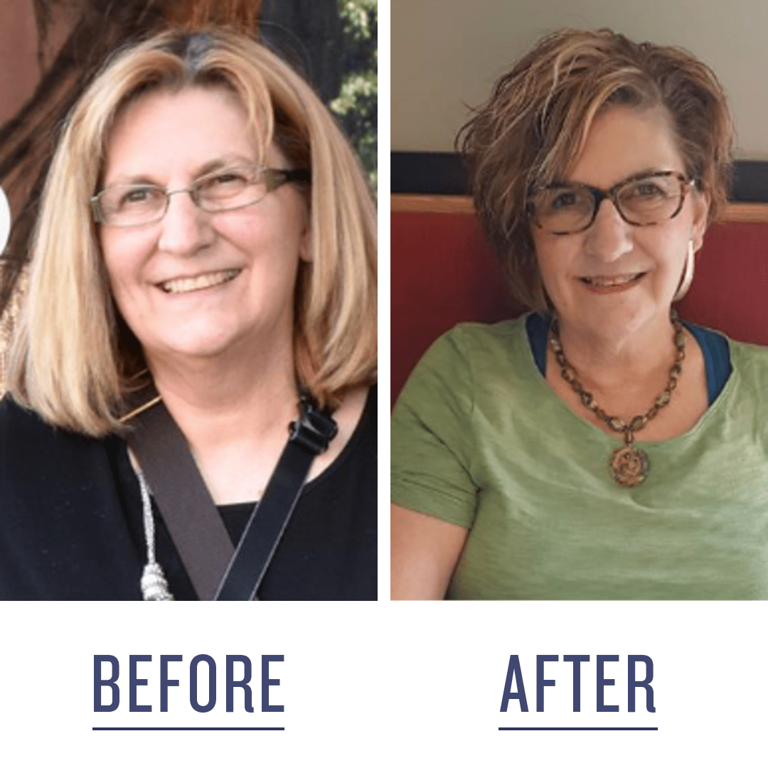 3 Tips To Get A Great Hairstyle For Women Over 50 Makeovers