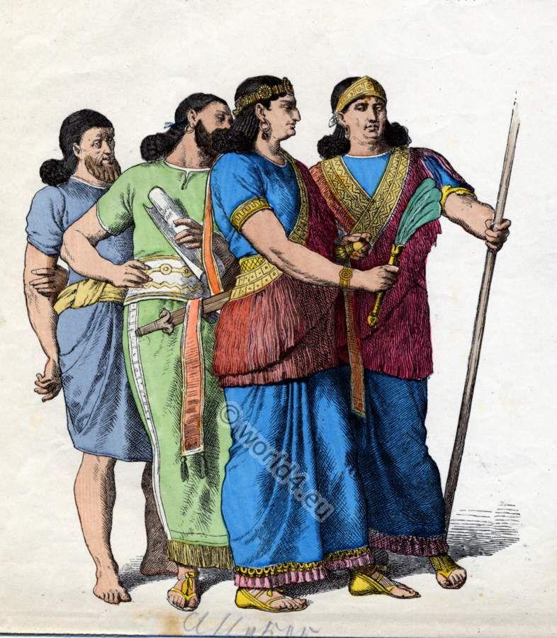 Одежда вавилона картинки