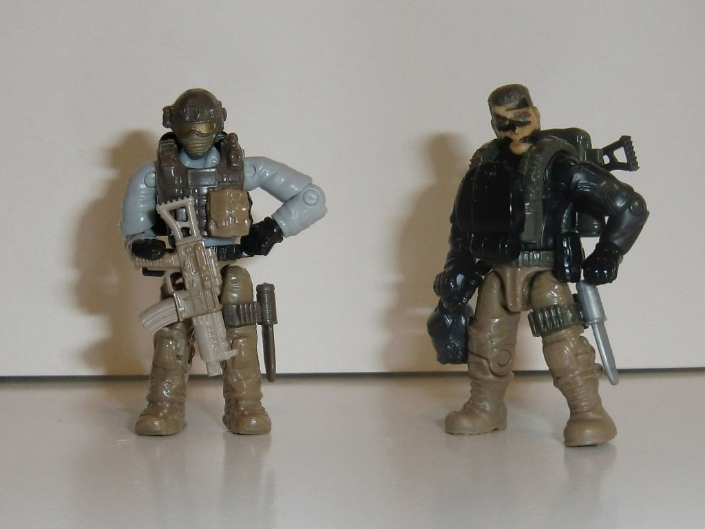 Call Of Duty Figure Paint Wipes And Minor Mods Updated May 2015 Call Of Duty Cool Toys Mega Bloks