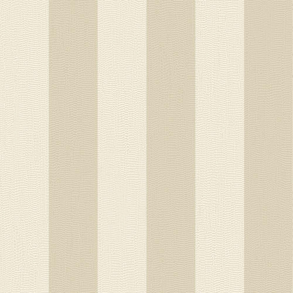 Graham Brown Evita Water Silk Stripe Ivorytaupe Ivorybrown