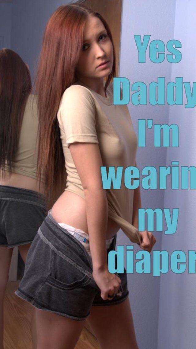 Sexy Teen Girls In Diapers