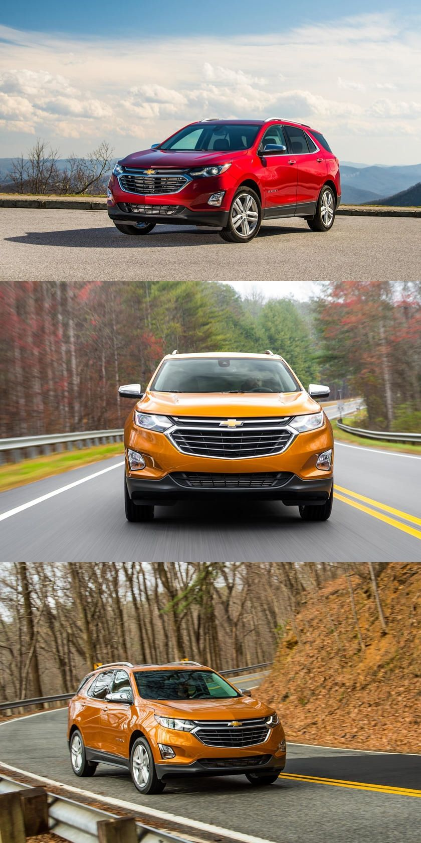 2020 Chevrolet Equinox One Of The Safest Suvs Around Deemed A Top