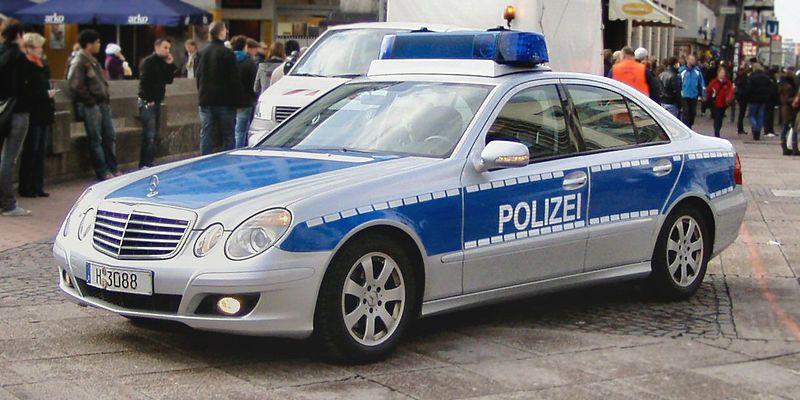 Germany Police Car Police Cyprus France France Highway Georgia