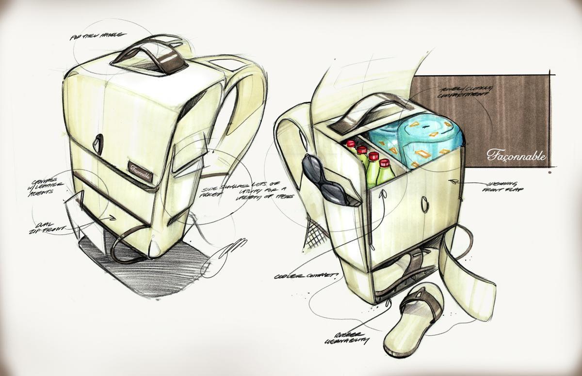 Industrial Design Sketches Layoutone Amazing Decor John Muhlenkamp ...