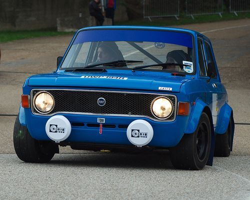 Fiat 128 Rally Con Imagenes Autos Fiat Coche De Rally Fiat 128