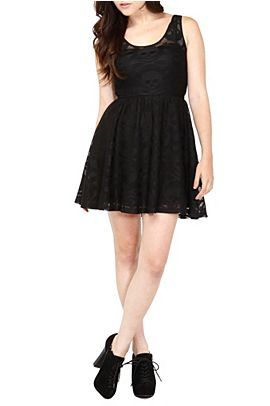 Cute dress from hot topic.