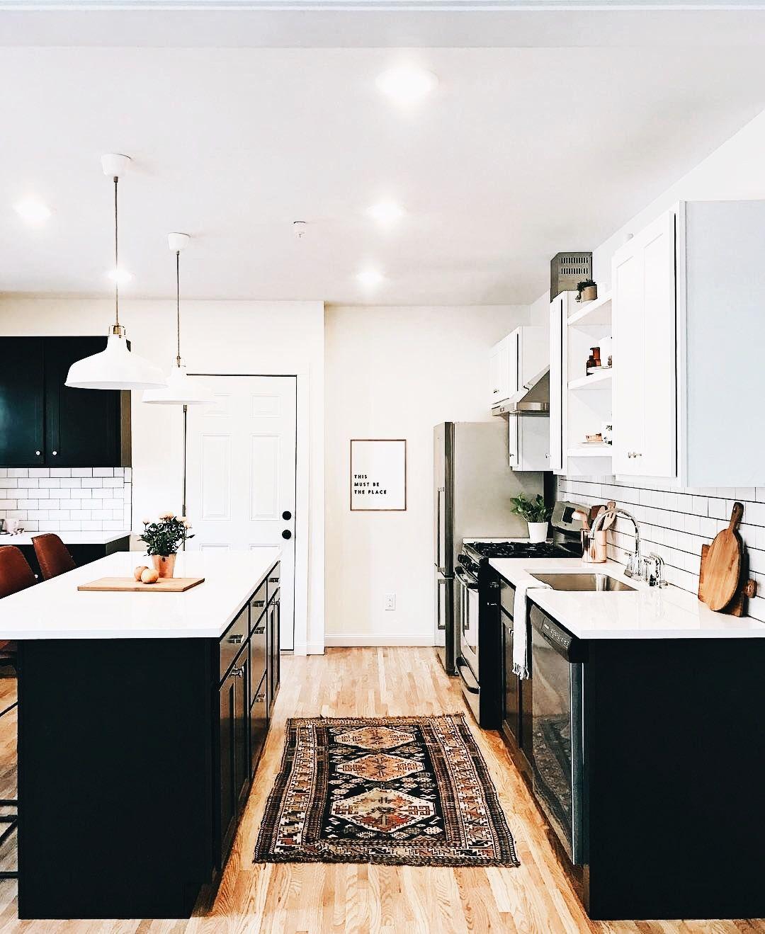 Minimalist Kitchen Decor: Pin By Kalli Wolf On H O M E