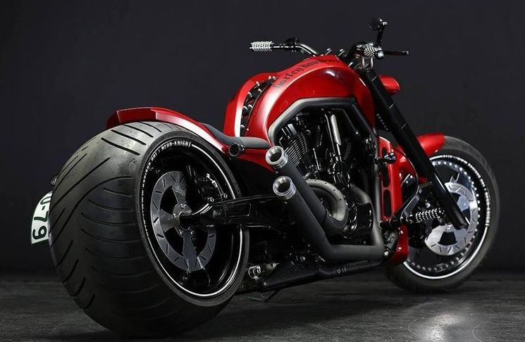 Pin By Eric Smith On Biker Brothers Harley V Rod Custom