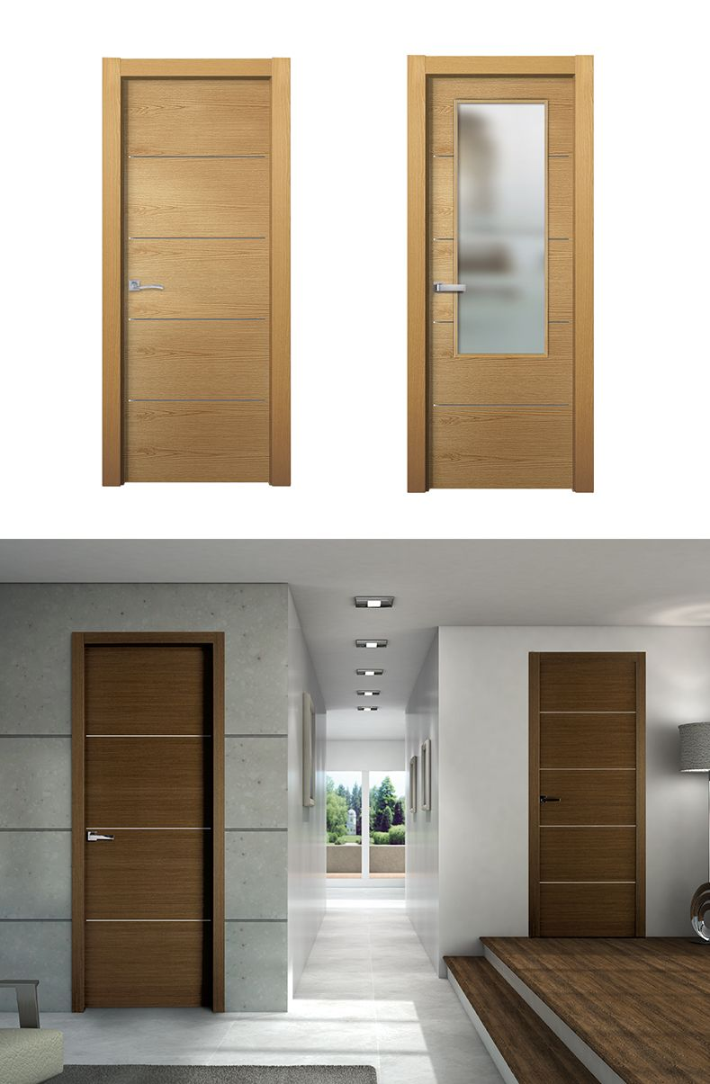 Puerta millot en 2019 door window entrance doors for Puertas dobles de madera exterior
