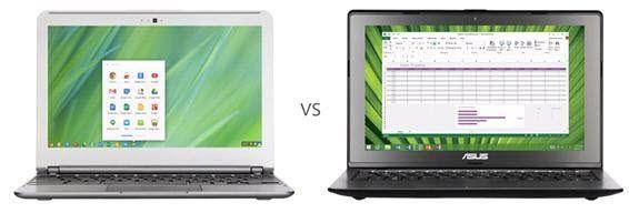 Chromebook Vs Windows Laptop A Discussion Chromebook Microsoft Compare Laptops