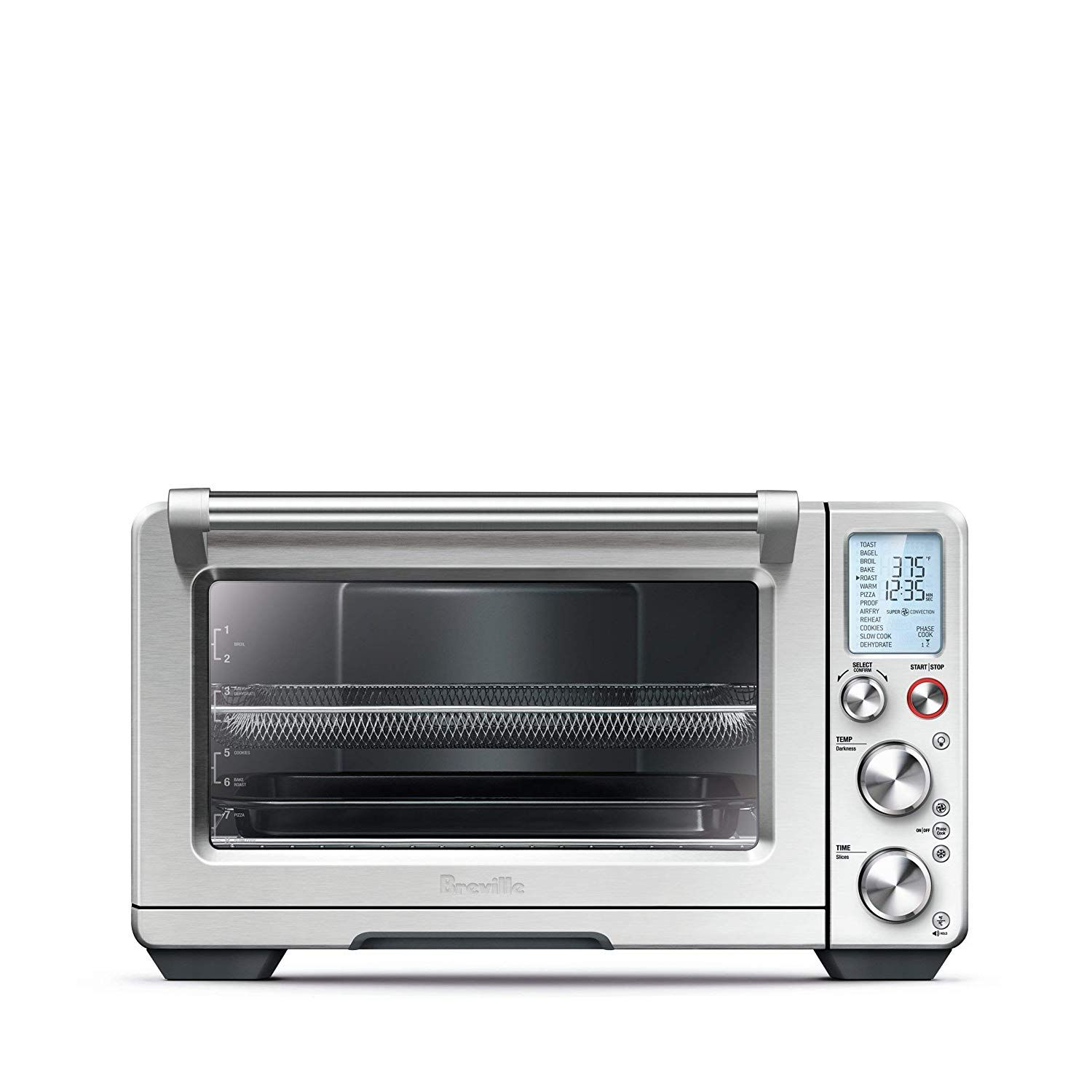 Breville Bov900bss Convection And Air Fry Smart Oven Air You Can Get Additional Details At The Image Link This Is An Affiliate Link Countertop Oven Oven Integrated Oven