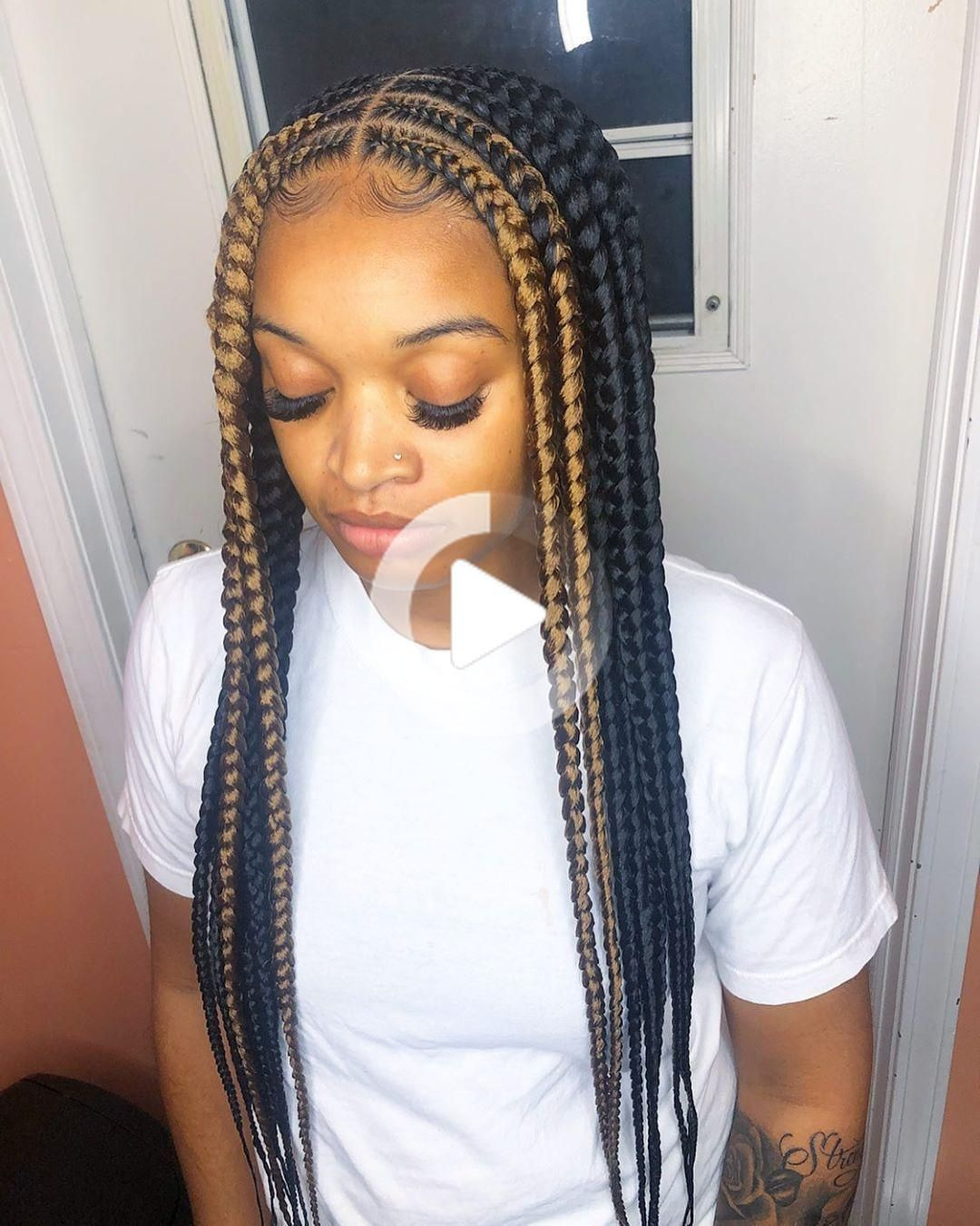 Pin on braided hairstyles   Braided hairstyles, African hair ...