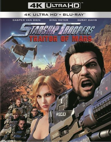 Starship troopers 2 full movie free online
