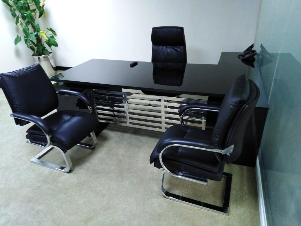 Corporate Office Furniture Project At Habib Rafiq Pvt Limited By Workspace Office Furniture Pakistan Furniture Corporate Office Furniture Office Workspace