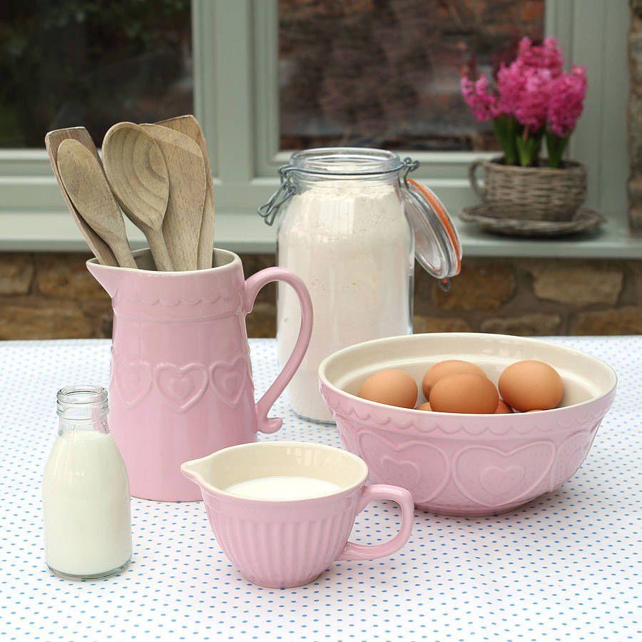 Pink Ceramic Mixing Bowl Ceramic Mixing Bowls Pink