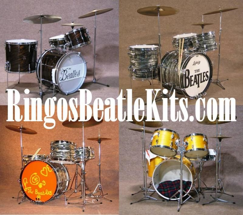 He S Always Been My Favorite Beatle And Drummer Not Necessarily In That Order The Beatles Vintage Drums Drums
