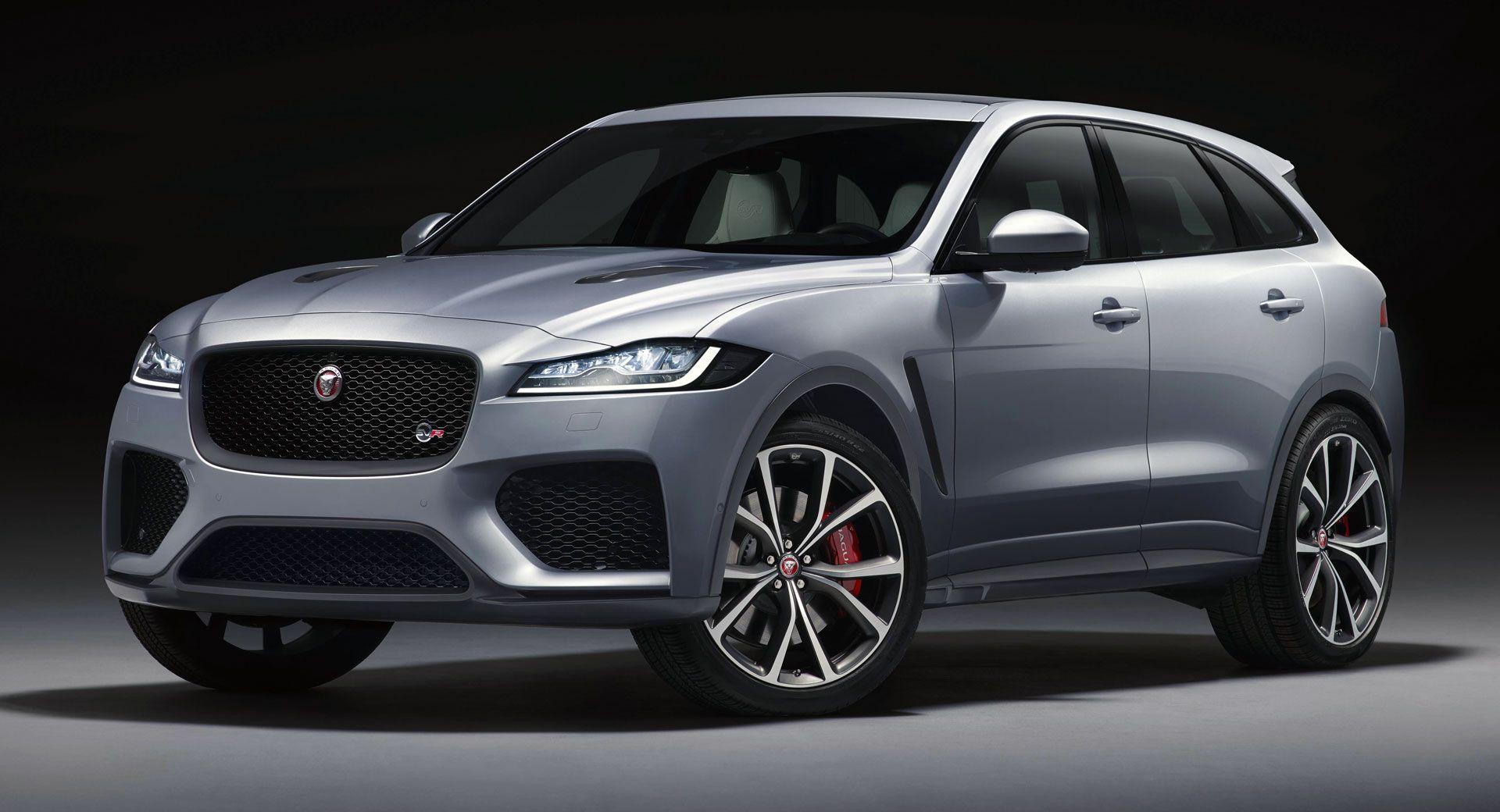 Suv V8 Jaguar Suv 2020 Price