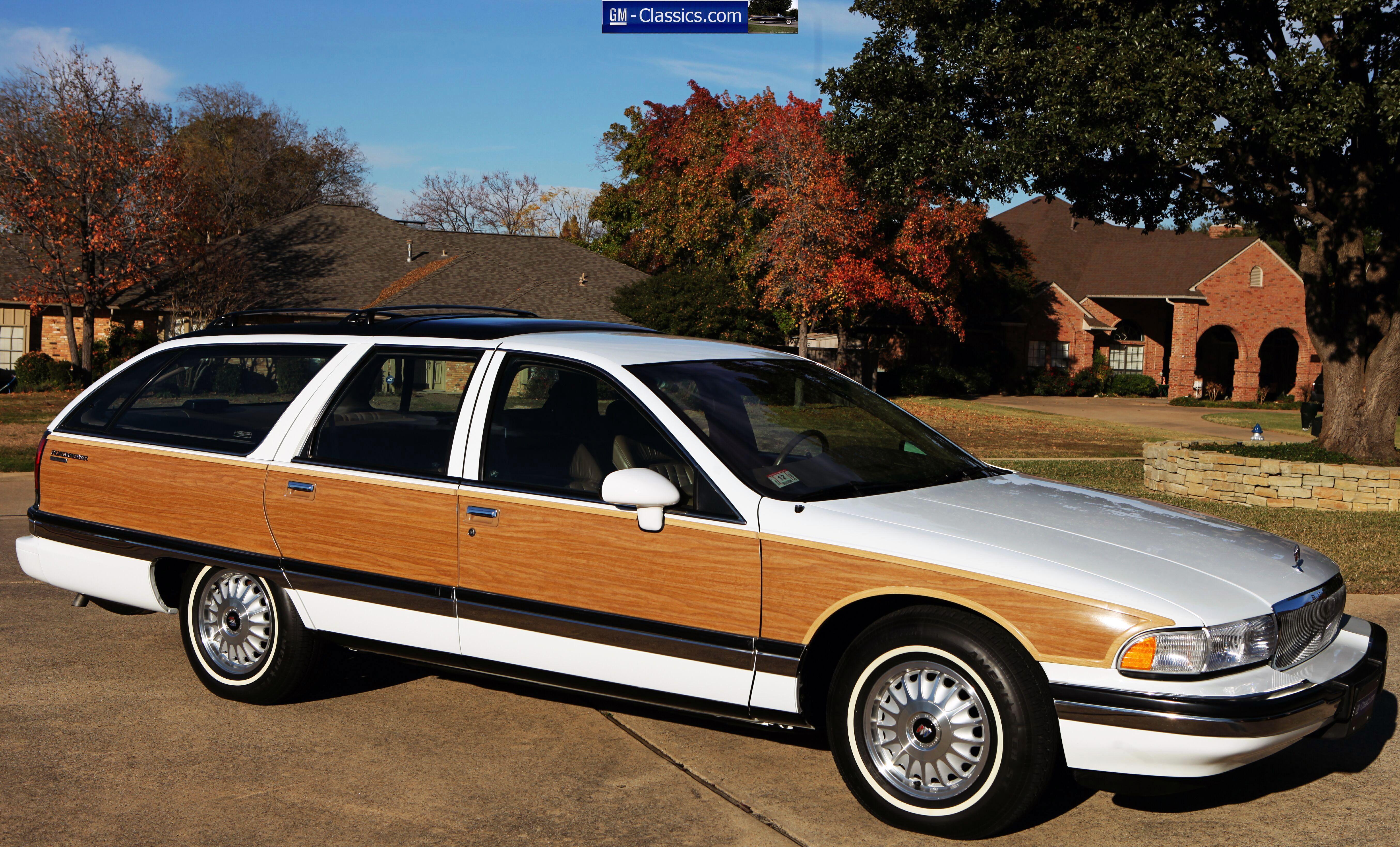 1994 buick roadmaster estate wagon buick roadmaster buick classic cars trucks pinterest