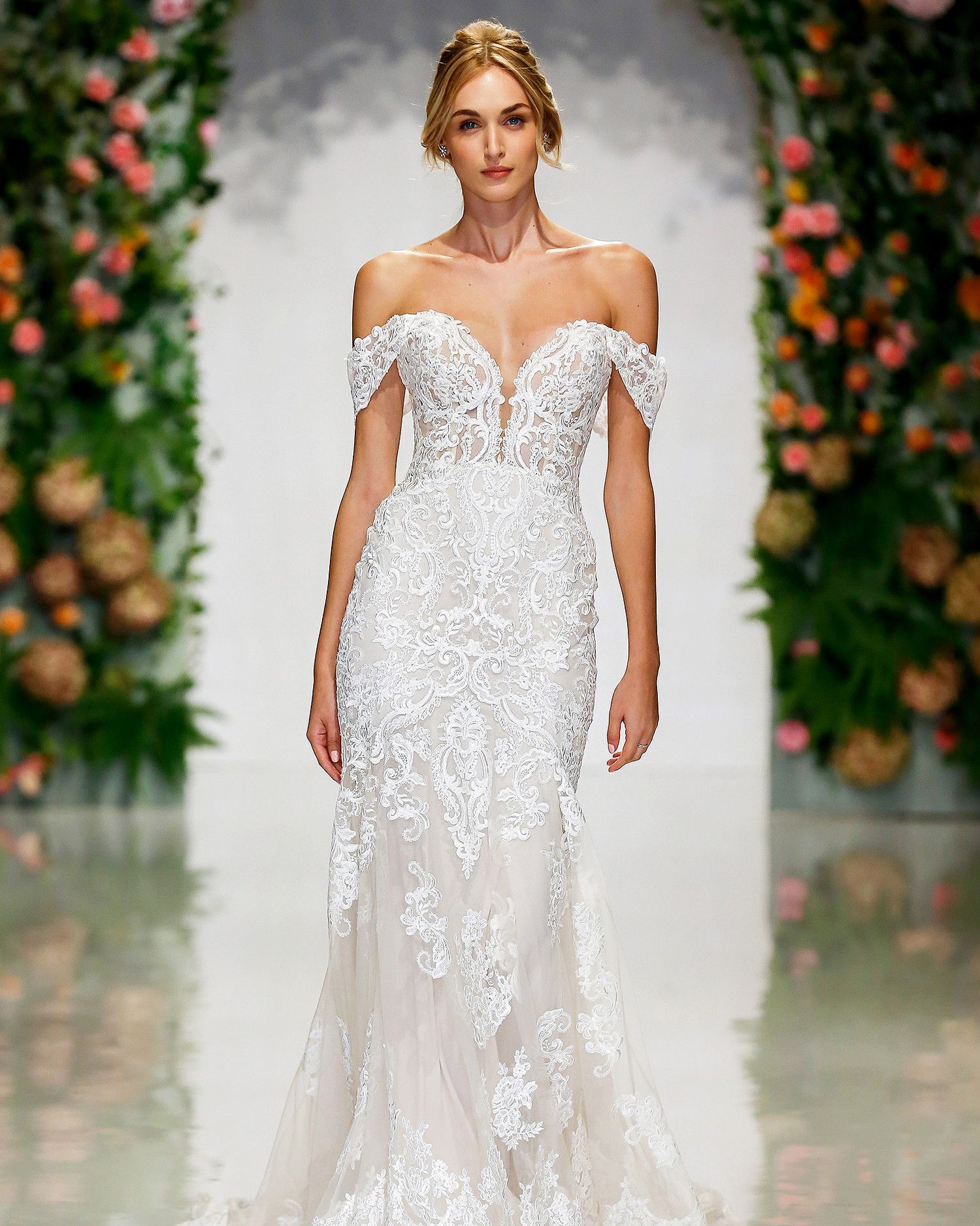 Form Fitting Wedding Gowns: Morilee By Madeline Gardner Fall 2019 Wedding Dress