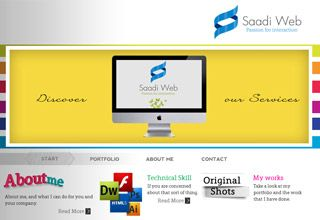 Website featured on CSSFeatured(.)com and got crown as best design. Visit our site for details.