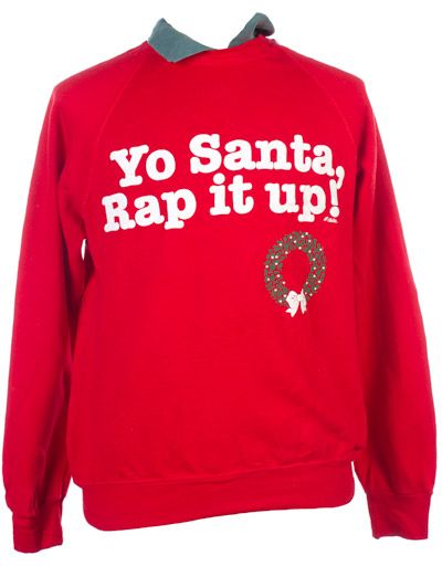 Sweatshirt from TheSweaterStore.com UglyChristmasSweater