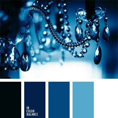 Cvetovaya Palitra 400 Blue Blue Colour Palette Dark Blue Color