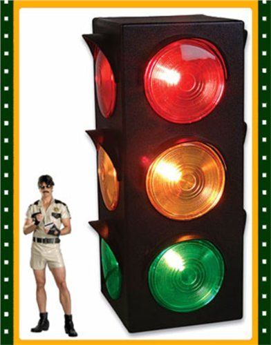 New Large Blinking Sided Traffic Light Signal Lamp OTChttp - Traffic light for bedroom