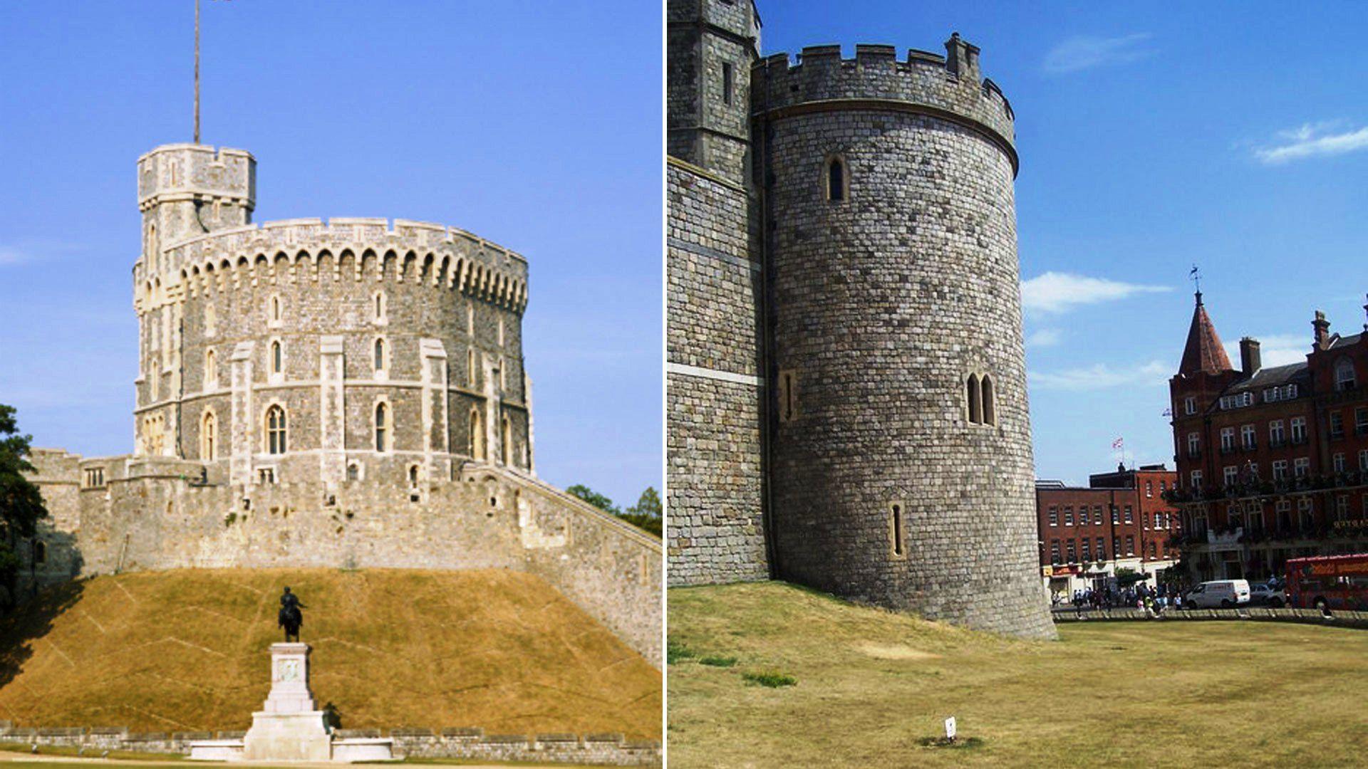 Windsor Castle Tourism, United Kingdom English castles