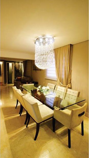 Luis Carlos Landim e Marlene Decicino cuidarão da sala do encontro. Nesse projeto, decoraram um apartamento no Buritis.