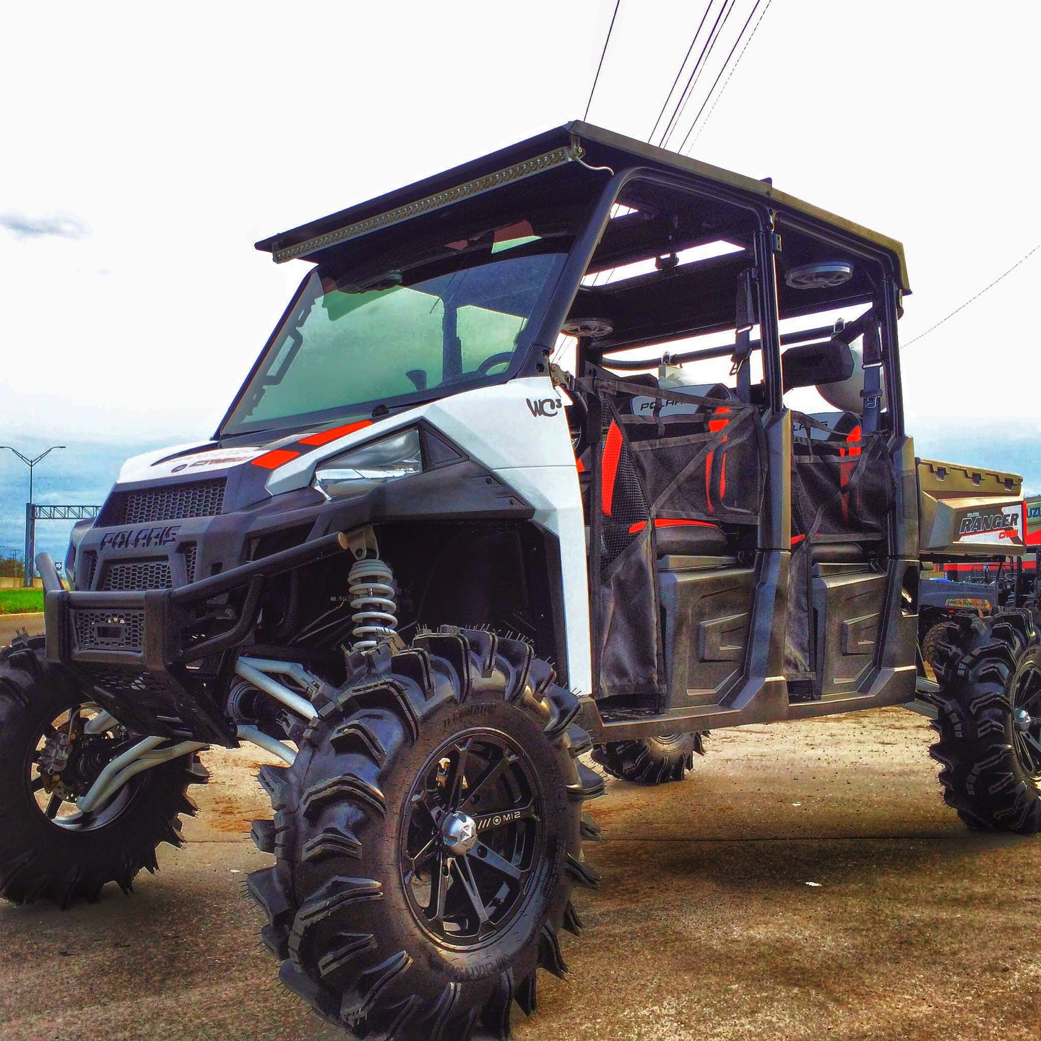 Pin By Woods Cycle Country On Wc3 Polaris Ranger Crew