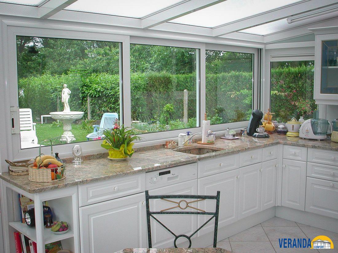 Cuisineveranda Cuisine Pinterest Verandas Concrete And - Cuisine dans veranda