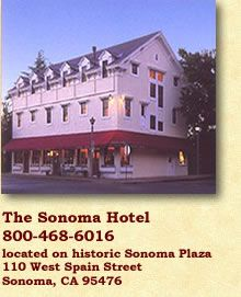 The Sonoma Hotel In Plaza Rooms Available But Block Booked On Wait