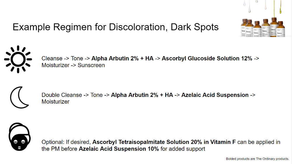 Best The Ordinary Treatments For Dark Spots Dark Spots Dark Spot Treatment Skin Care Dark Spots