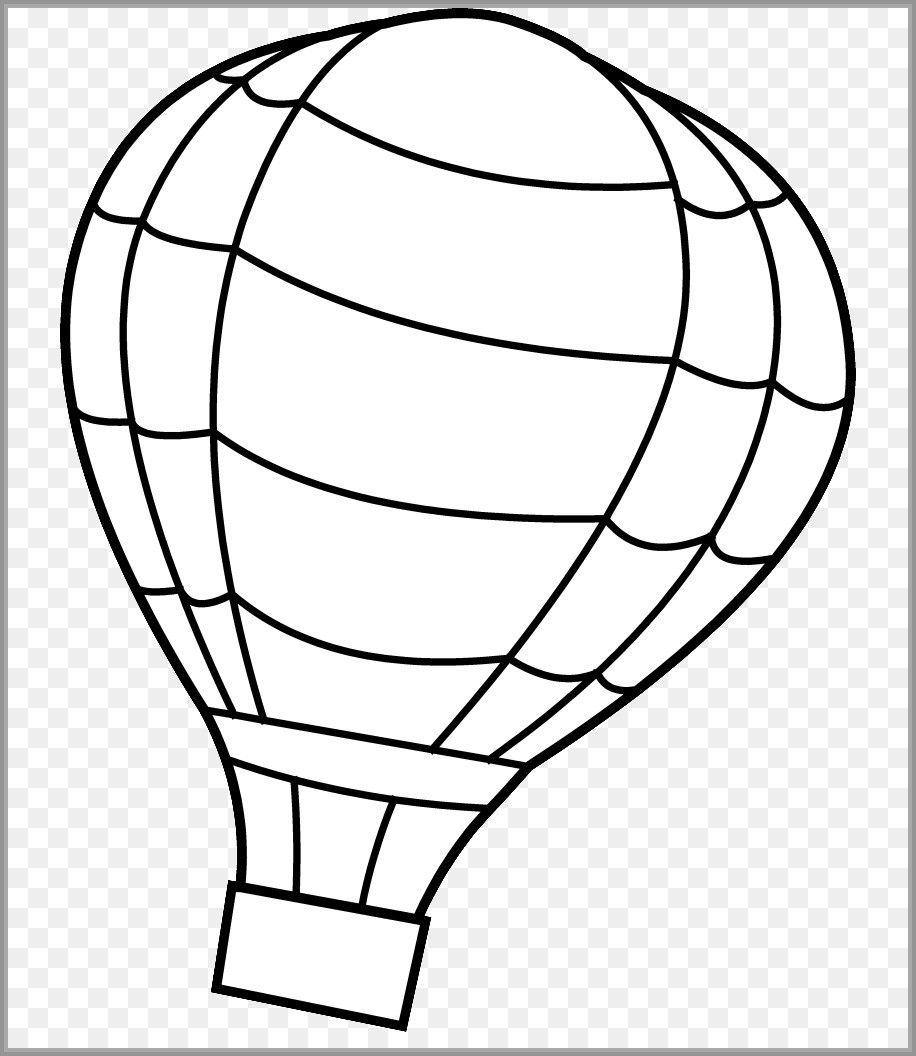 Mewarnai Gambar Balon Udara Balon Udara Gambar Warna