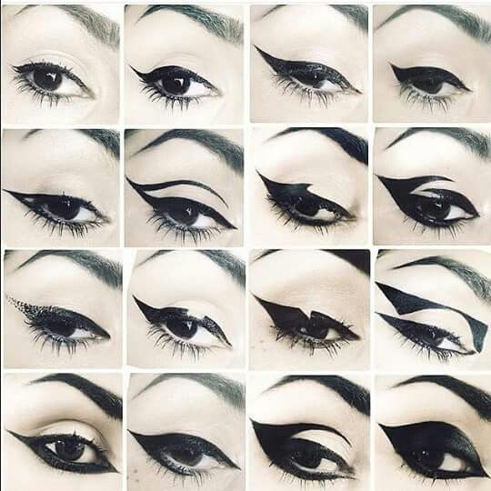 Cat eye ideas
