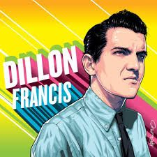 Dillon Francis. Just ridiculously catchy music!
