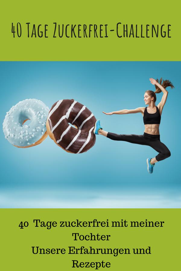 4-tägige Diät ohne Zucker