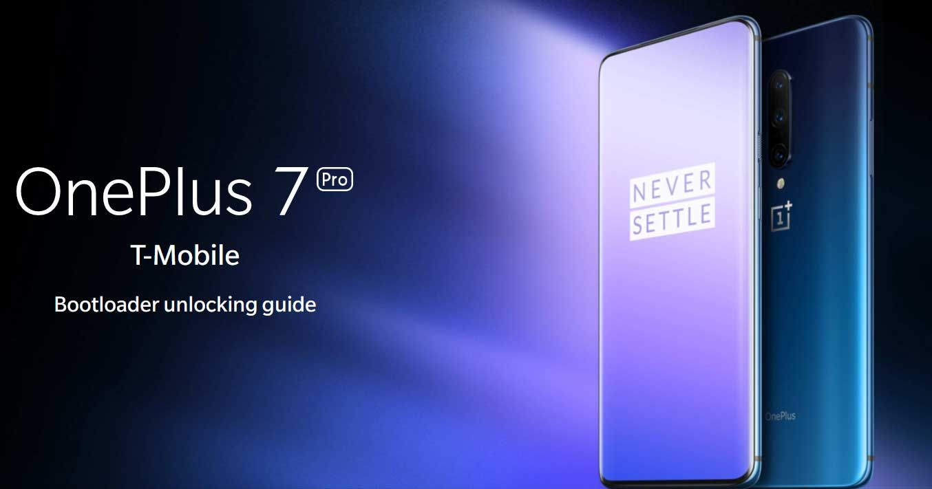 Unlock Bootloader on OnePlus 7 Pro TMobile edition [also
