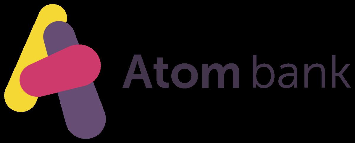 Atom Bank Ceo Logo Png Transparent Download In 2020 Banks Logo Banking App Logos