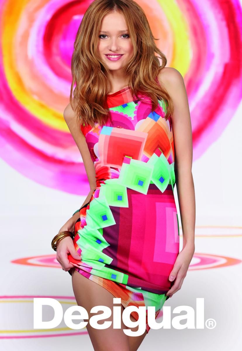 DESIGUAL* | 080 Barcelona Fashion | Every day is dress up day ...