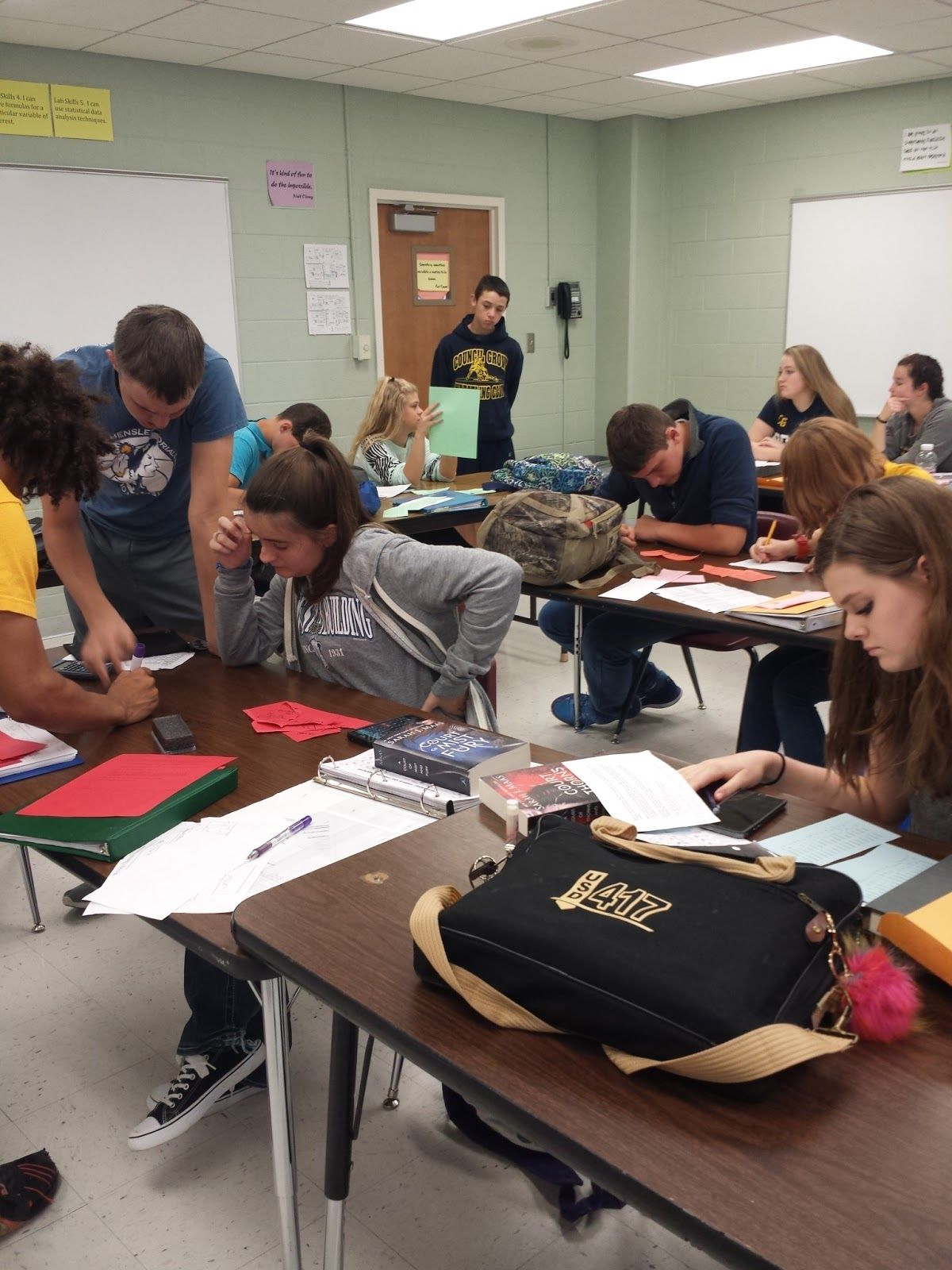 The Escape Room Final Escape room, Teaching chemistry